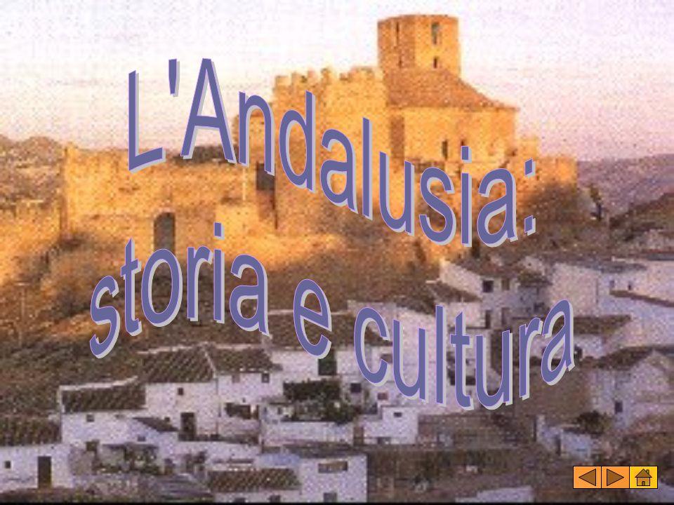 L Andalusia: storia e cultura