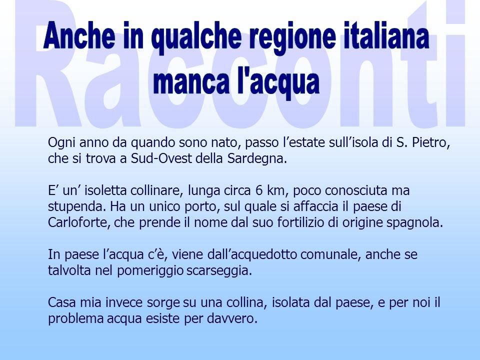 Anche in qualche regione italiana
