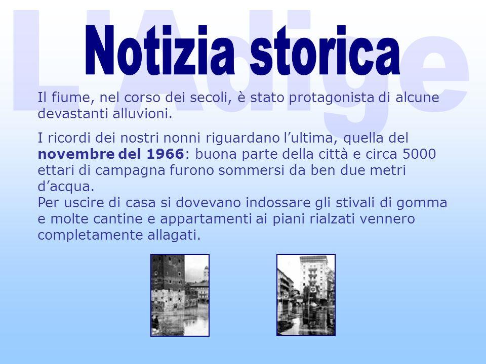 L Adige Notizia storica