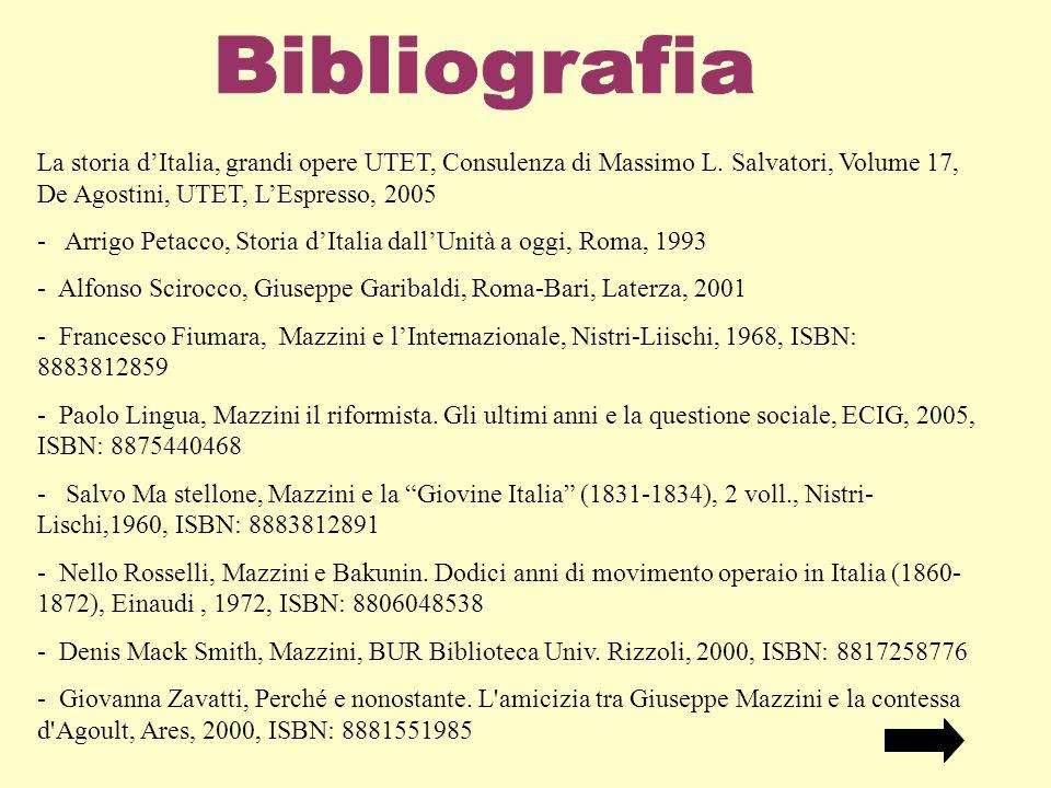Bibliografia La storia d'Italia, grandi opere UTET, Consulenza di Massimo L. Salvatori, Volume 17, De Agostini, UTET, L'Espresso, 2005.