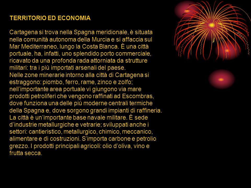 TERRITORIO ED ECONOMIA