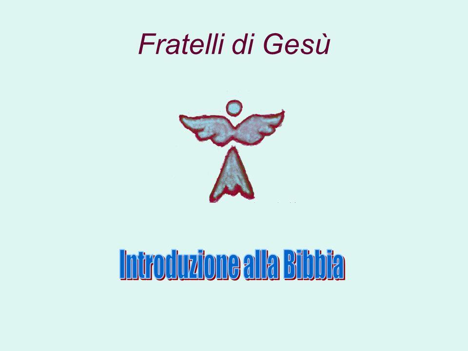 Introduzione alla Bibbia