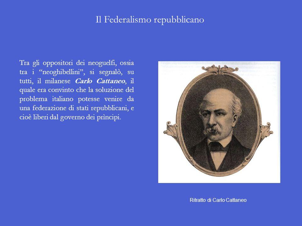 Il Federalismo repubblicano