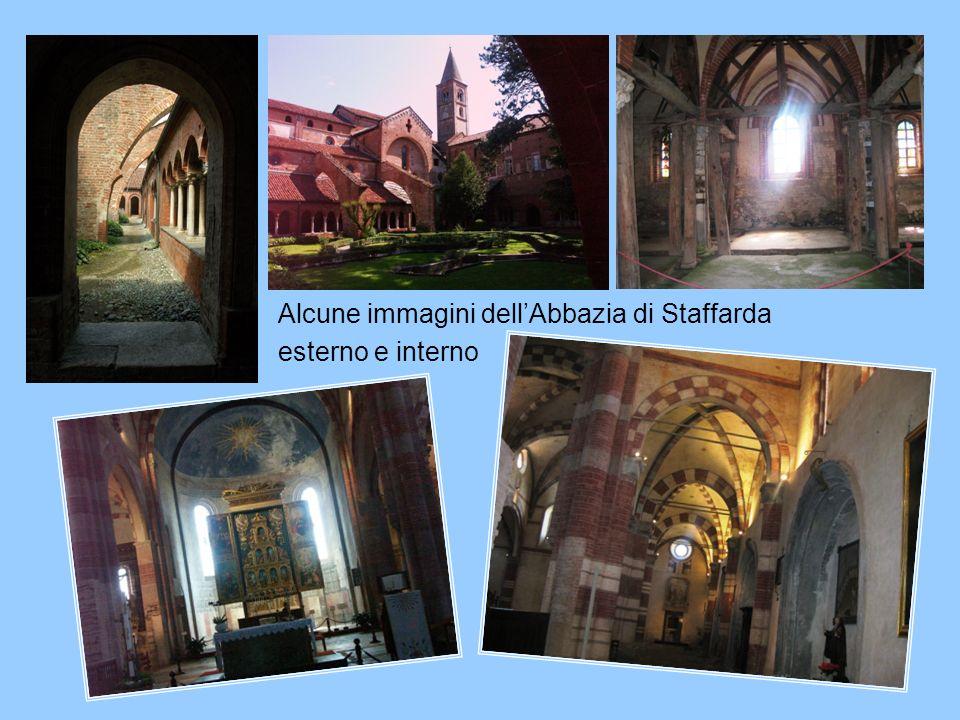 Alcune immagini dell'Abbazia di Staffarda