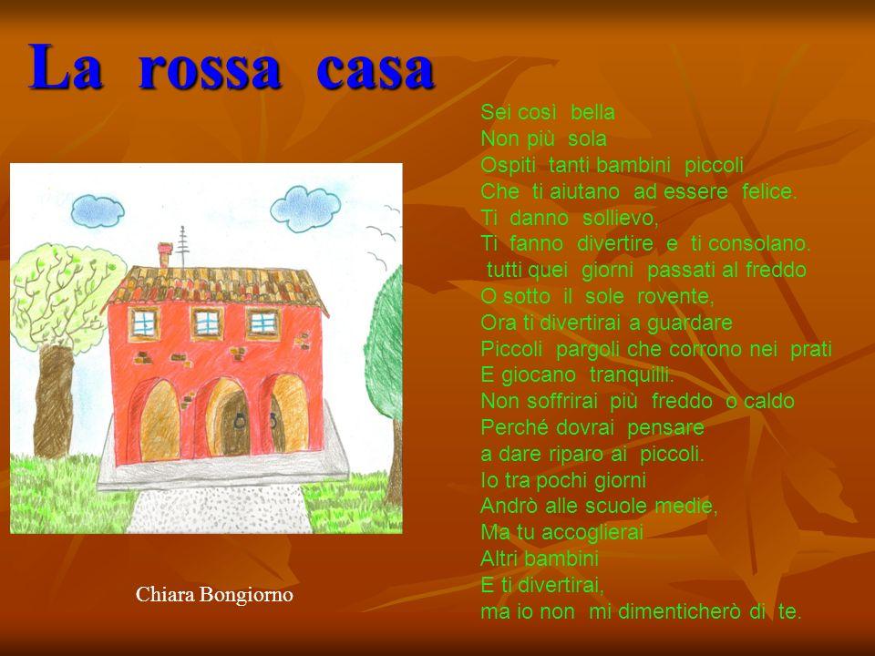 La rossa casa Sei così bella Non più sola Ospiti tanti bambini piccoli