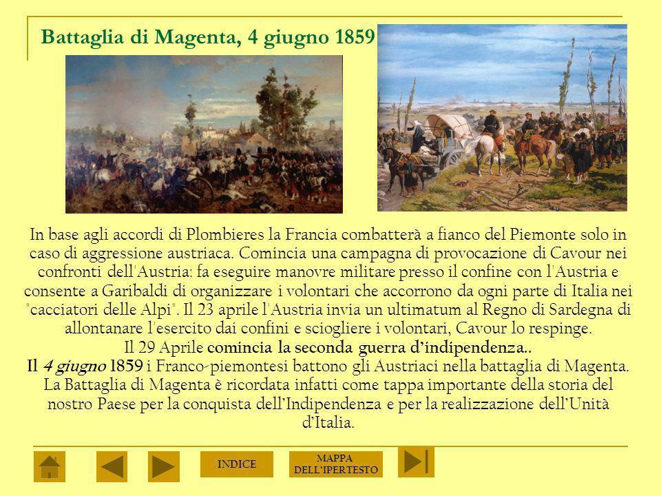 Battaglia di Magenta, 4 giugno 1859