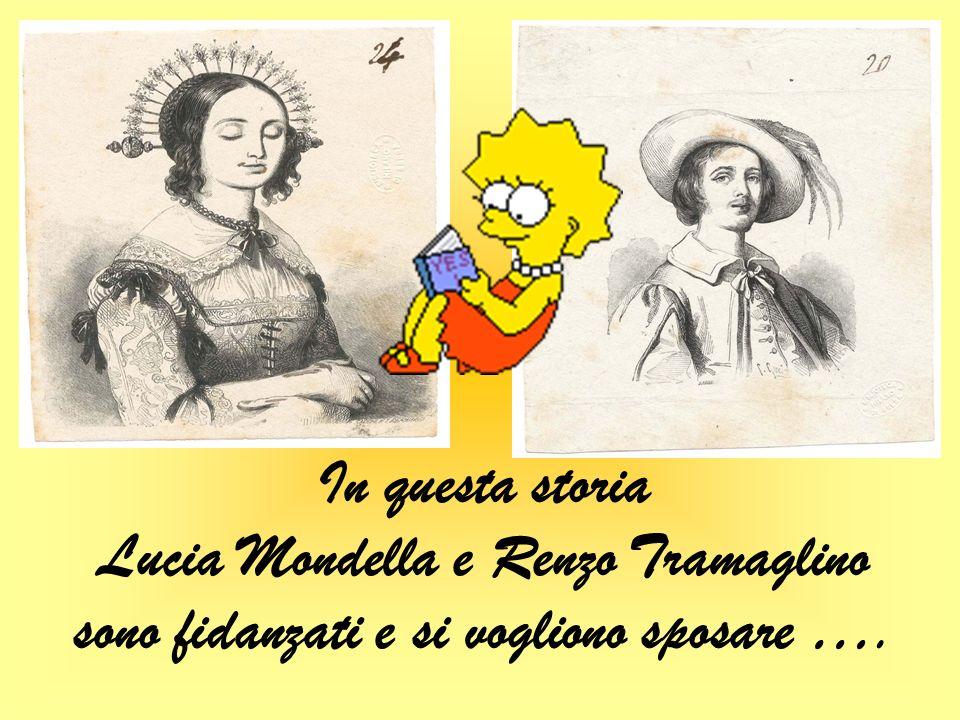 Lucia Mondella e Renzo Tramaglino