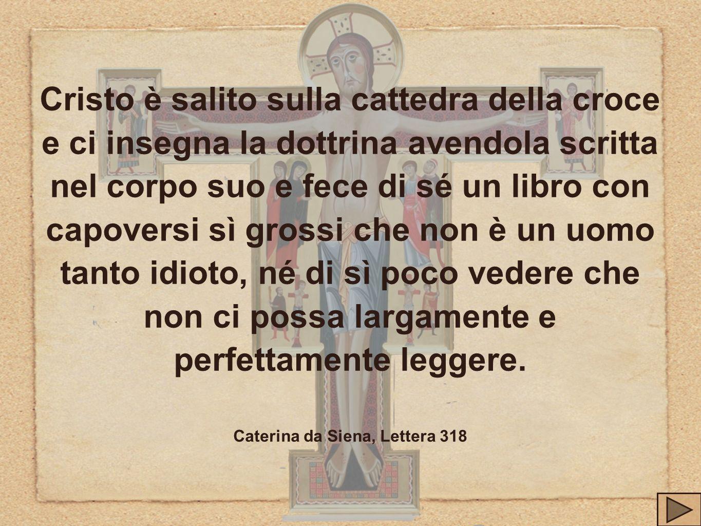 Caterina da Siena, Lettera 318