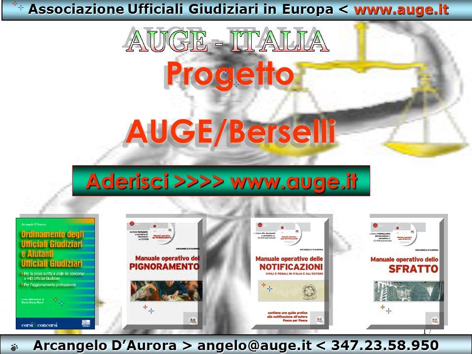 Progetto AUGE/Berselli