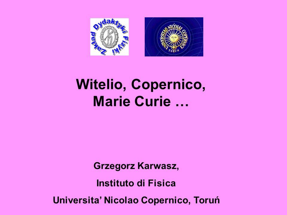 Universita' Nicolao Copernico, Toruń