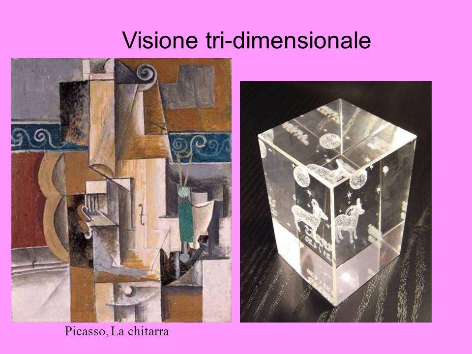 Visione tri-dimensionale