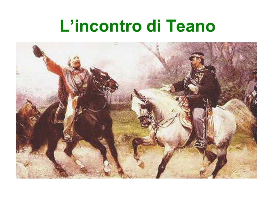 L'incontro di Teano