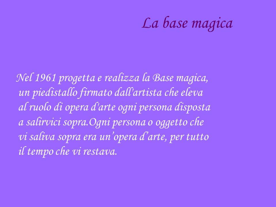 La base magica