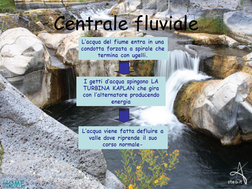Centrale fluviale HOME