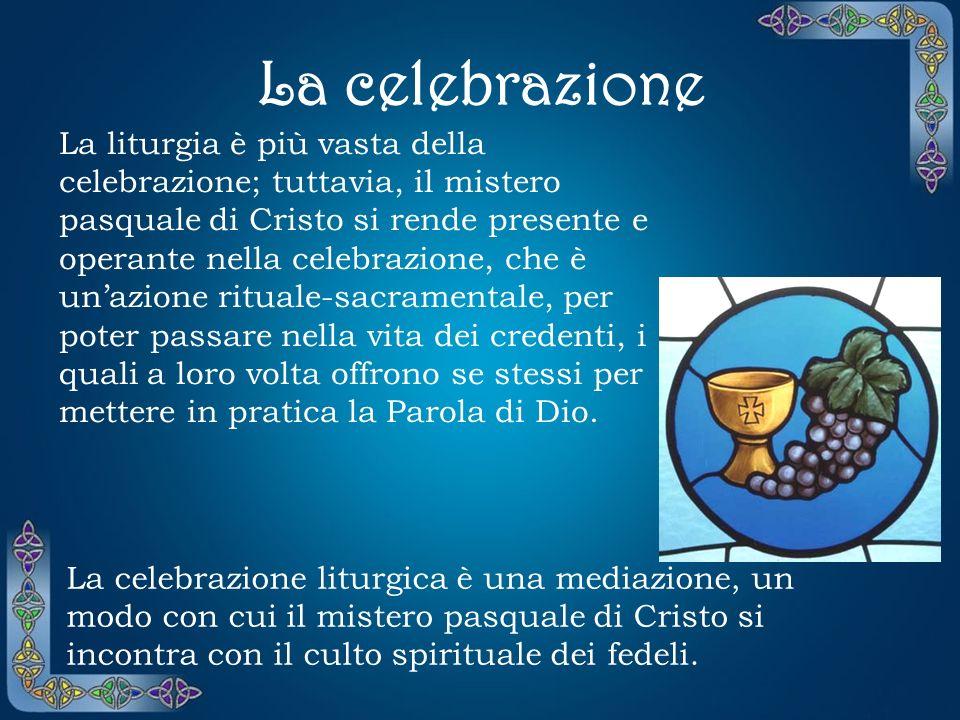 La celebrazione