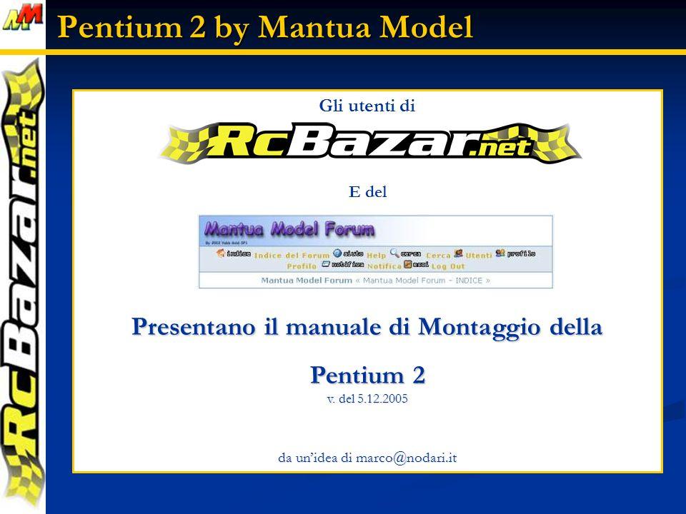 Pentium 2 by Mantua Model