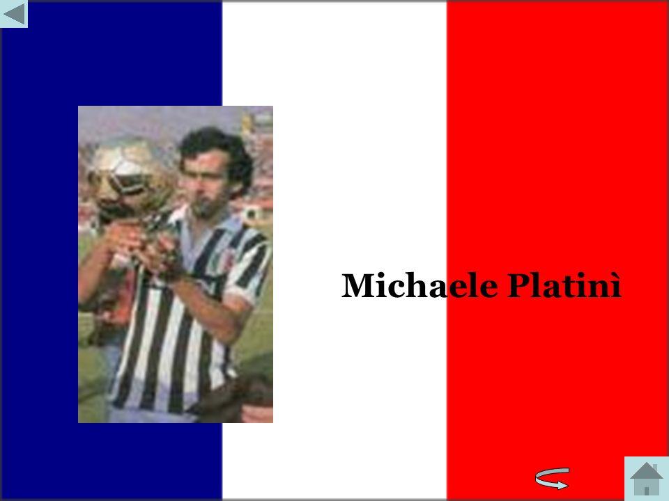 Michaele Platinì