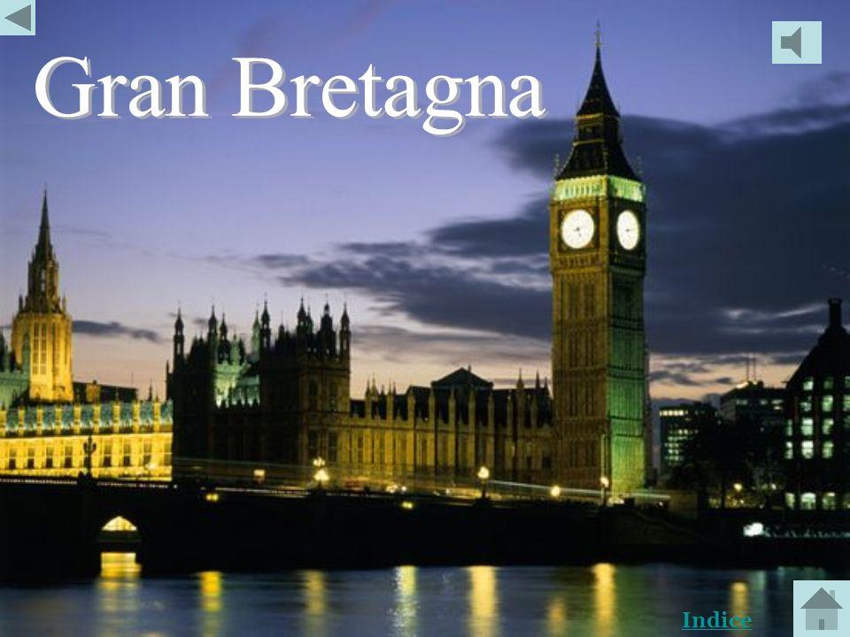 Gran Bretagna Indice