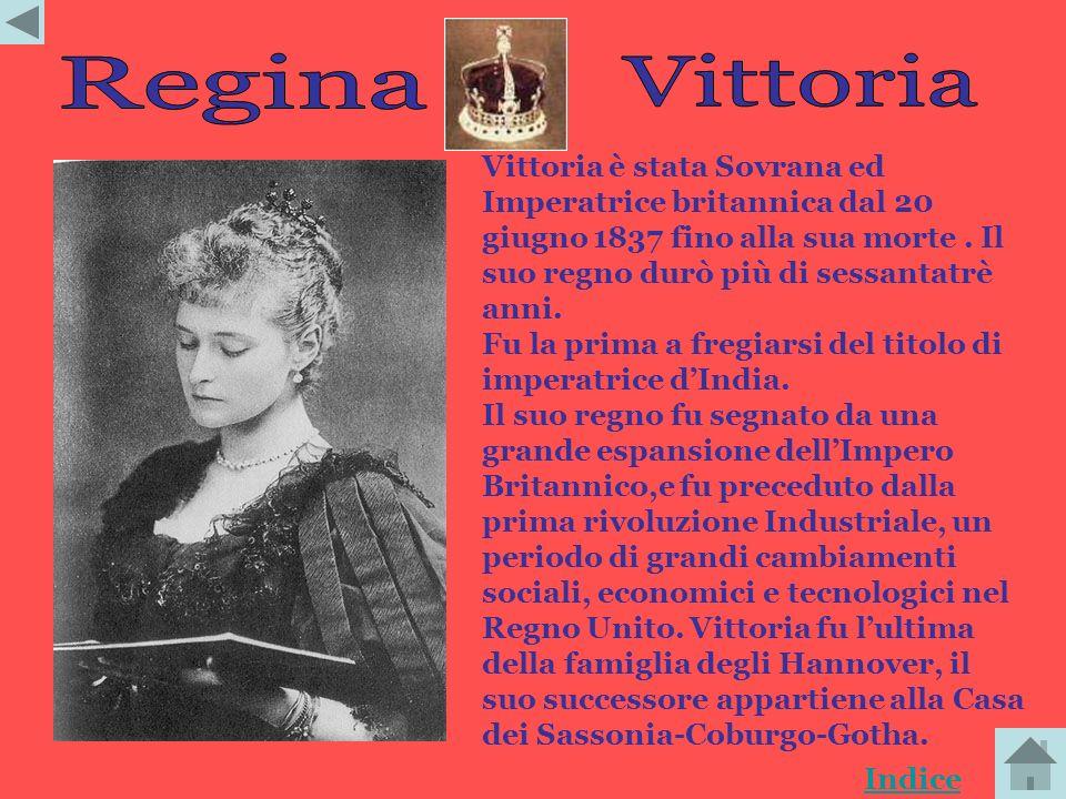 Regina Vittoria.