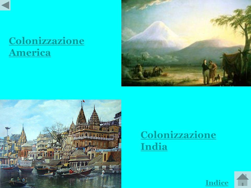 Colonizzazione America