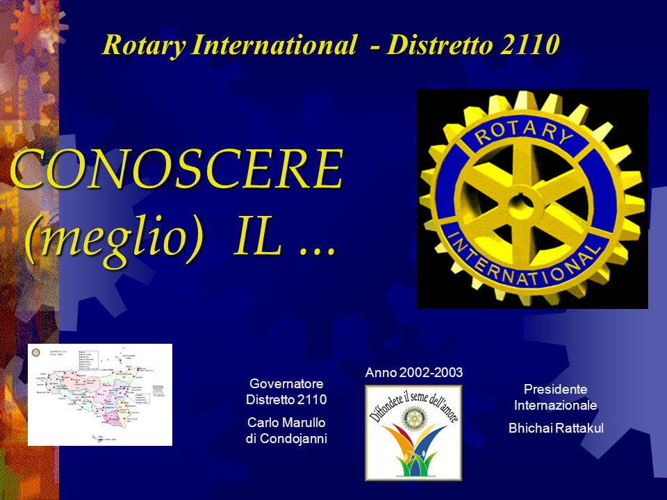 Rotary International - Distretto 2110