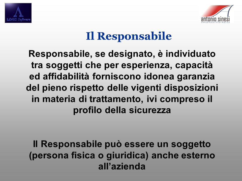 Il Responsabile