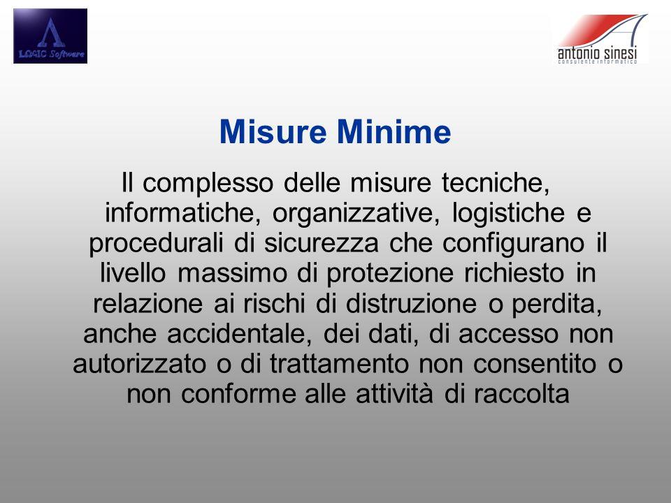 Misure Minime