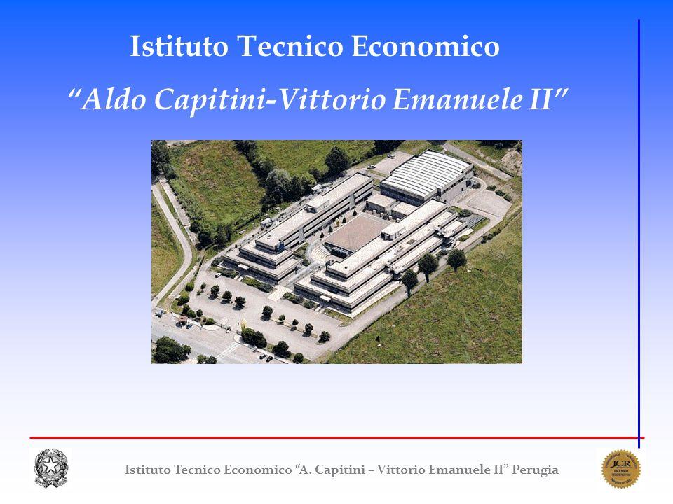 Istituto Tecnico Economico Aldo Capitini-Vittorio Emanuele II