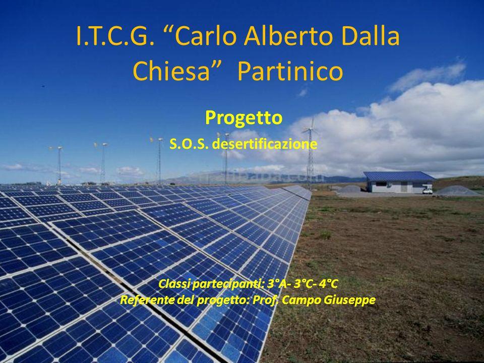 I.T.C.G. Carlo Alberto Dalla Chiesa Partinico