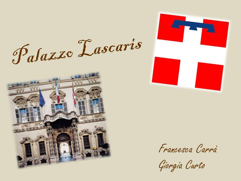 Palazzo Lascaris Francesca Carrà Giorgia Curto