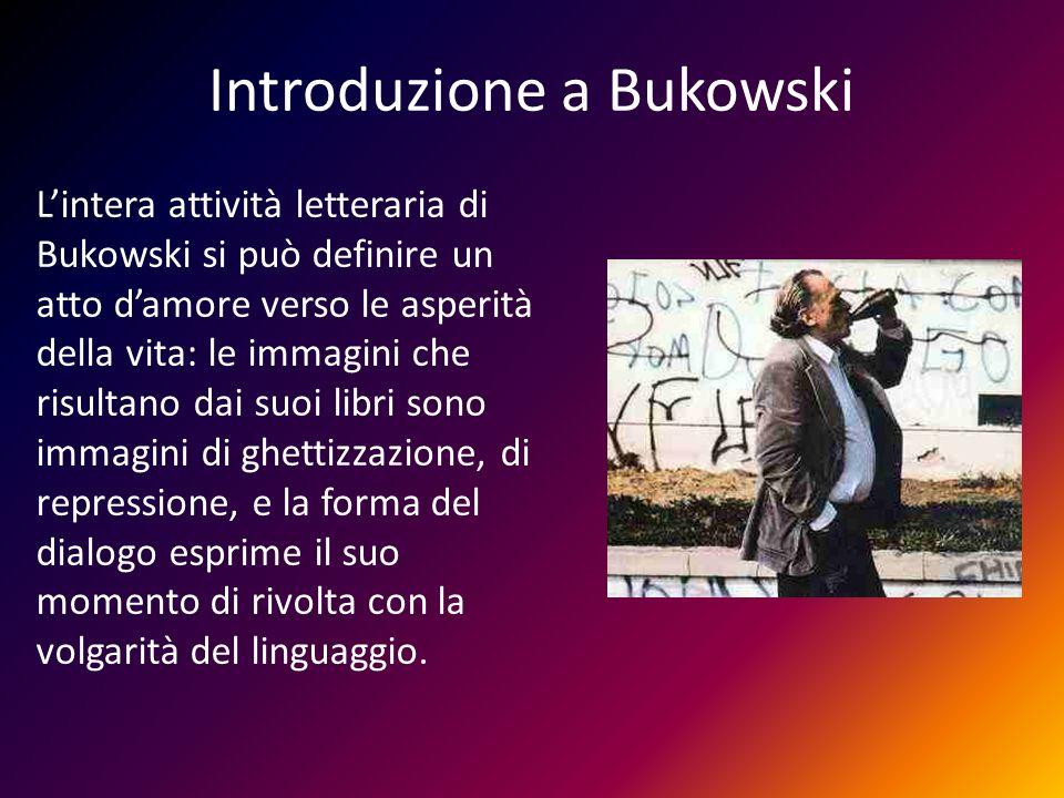 Introduzione a Bukowski