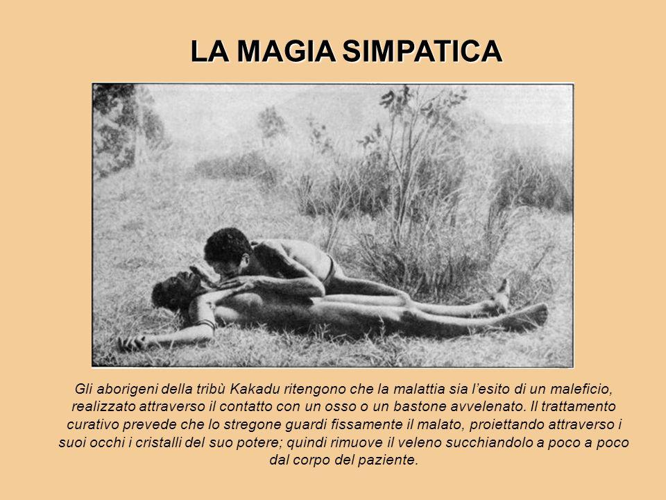 LA MAGIA SIMPATICA