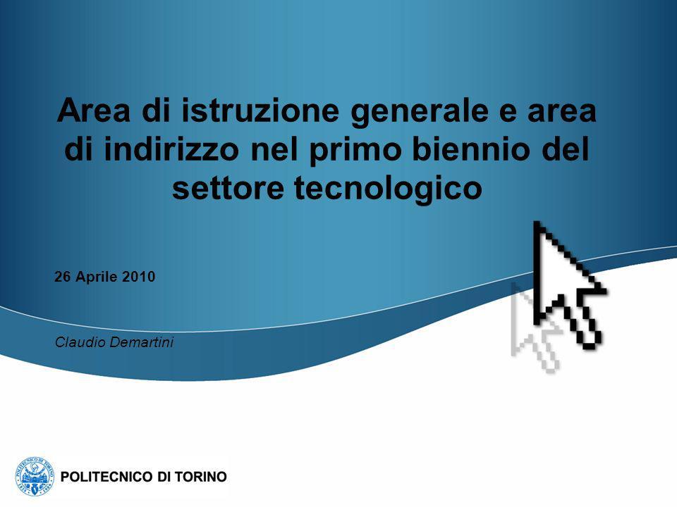 26 Aprile 2010 Claudio Demartini