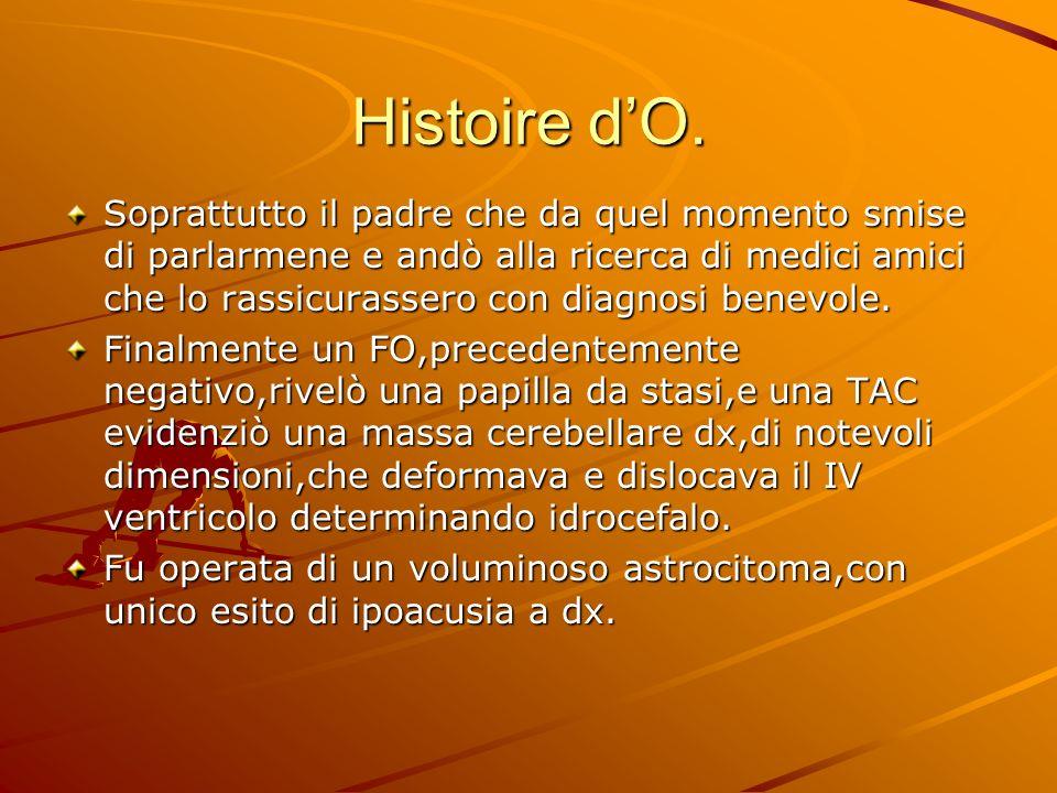 Histoire d'O.