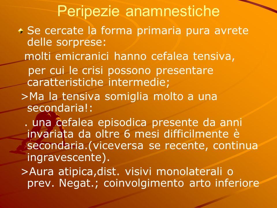 Peripezie anamnestiche