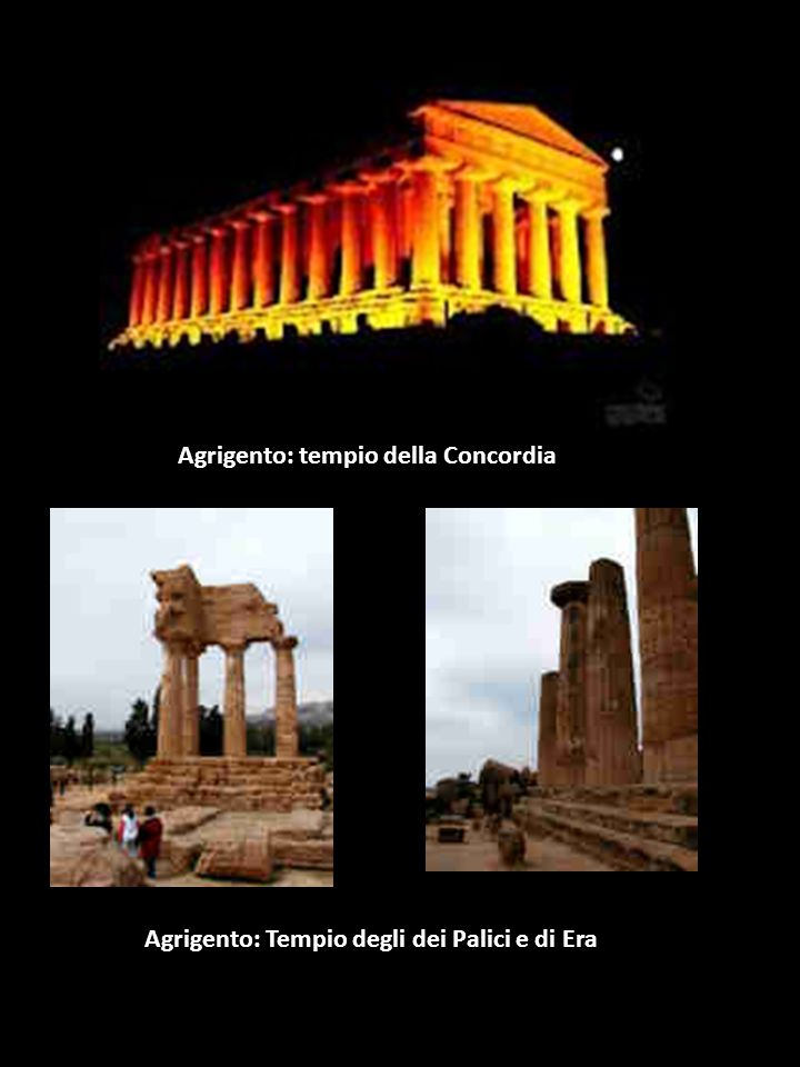 Agrigento: tempio della Concordia