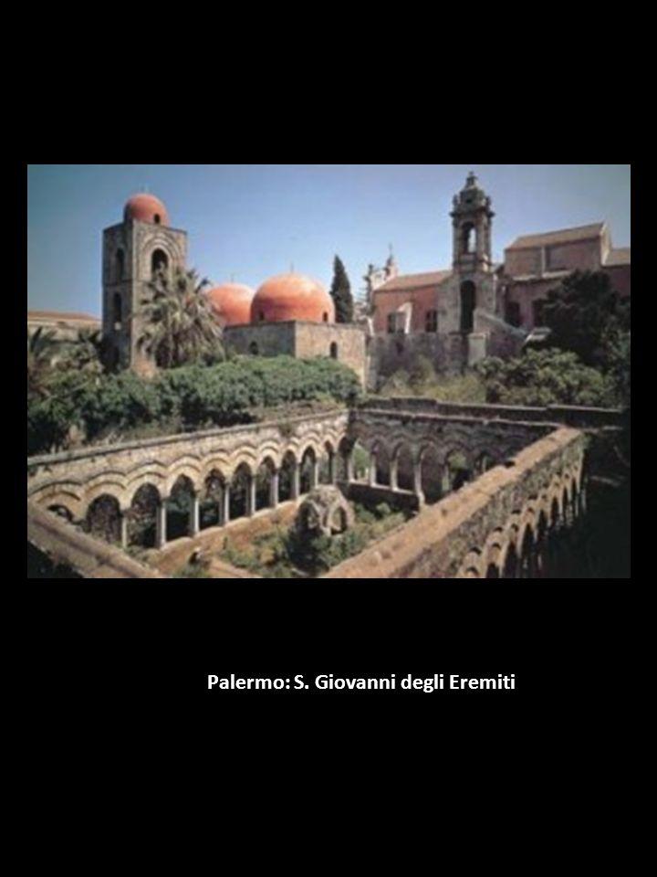 Palermo: S. Giovanni degli Eremiti