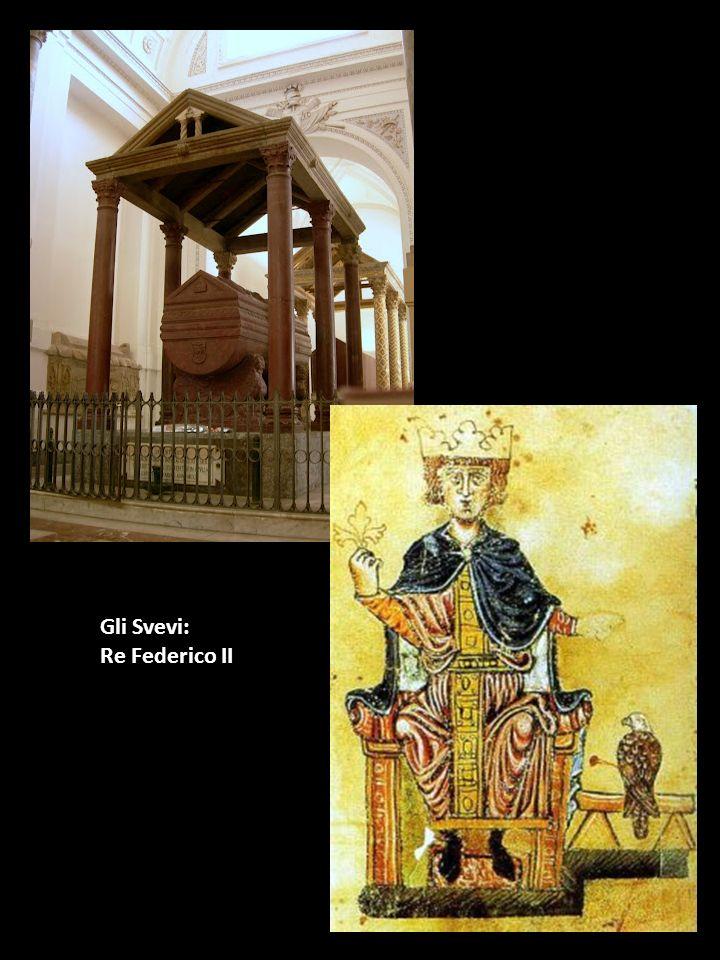 Gli Svevi: Re Federico II