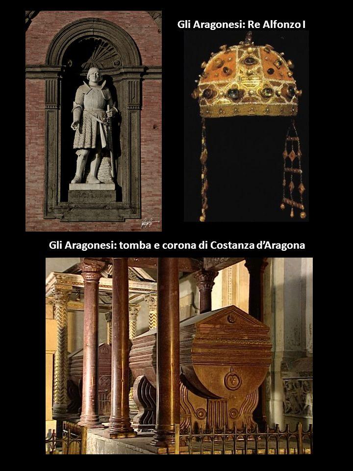 Gli Aragonesi: Re Alfonzo I