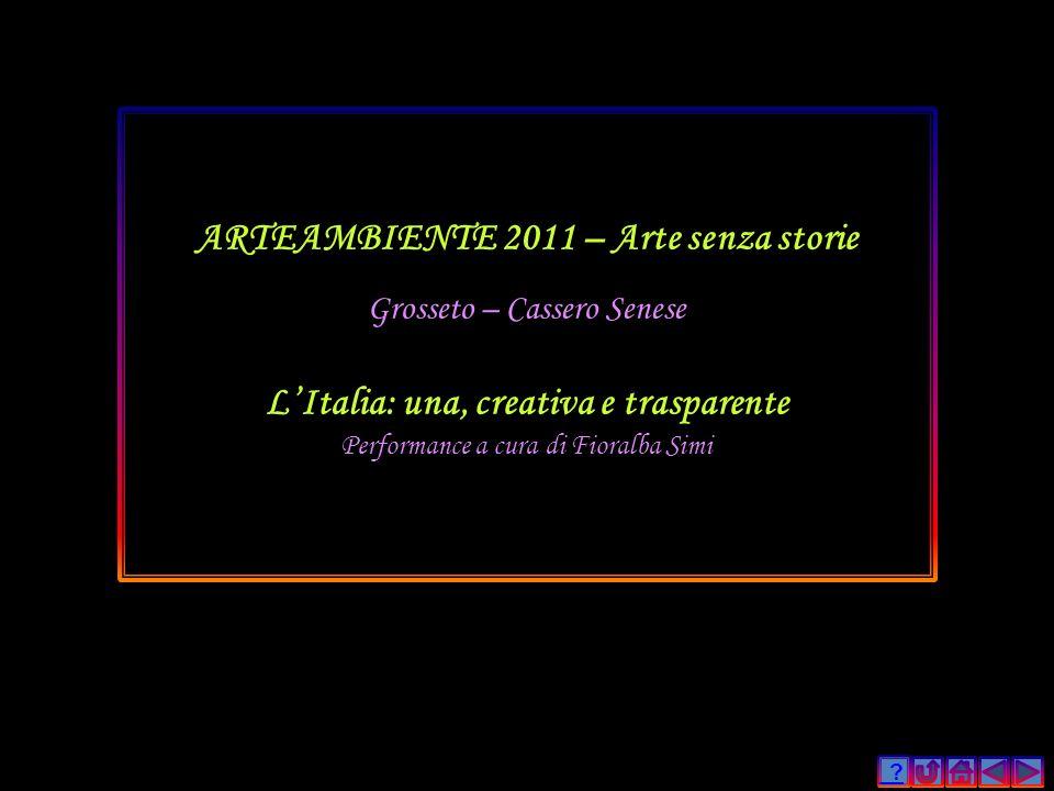 ARTEAMBIENTE 2011 – Arte senza storie