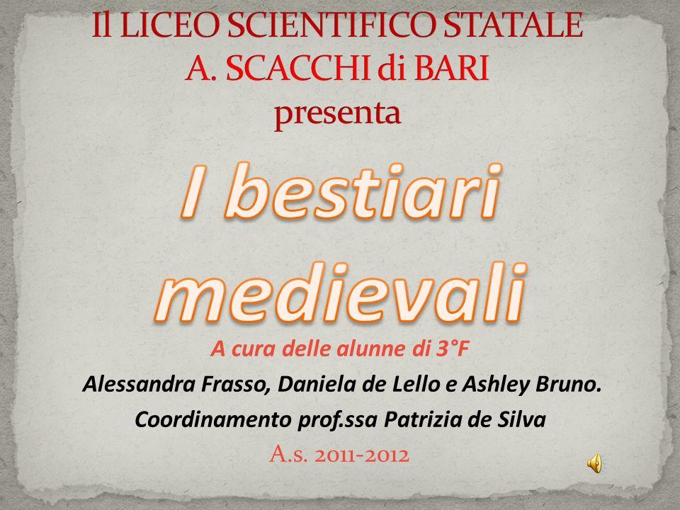 Il LICEO SCIENTIFICO STATALE A. SCACCHI di BARI presenta