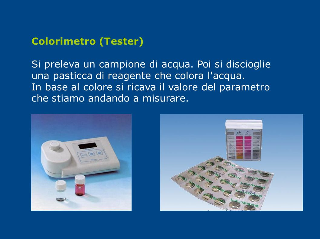 Colorimetro (Tester)