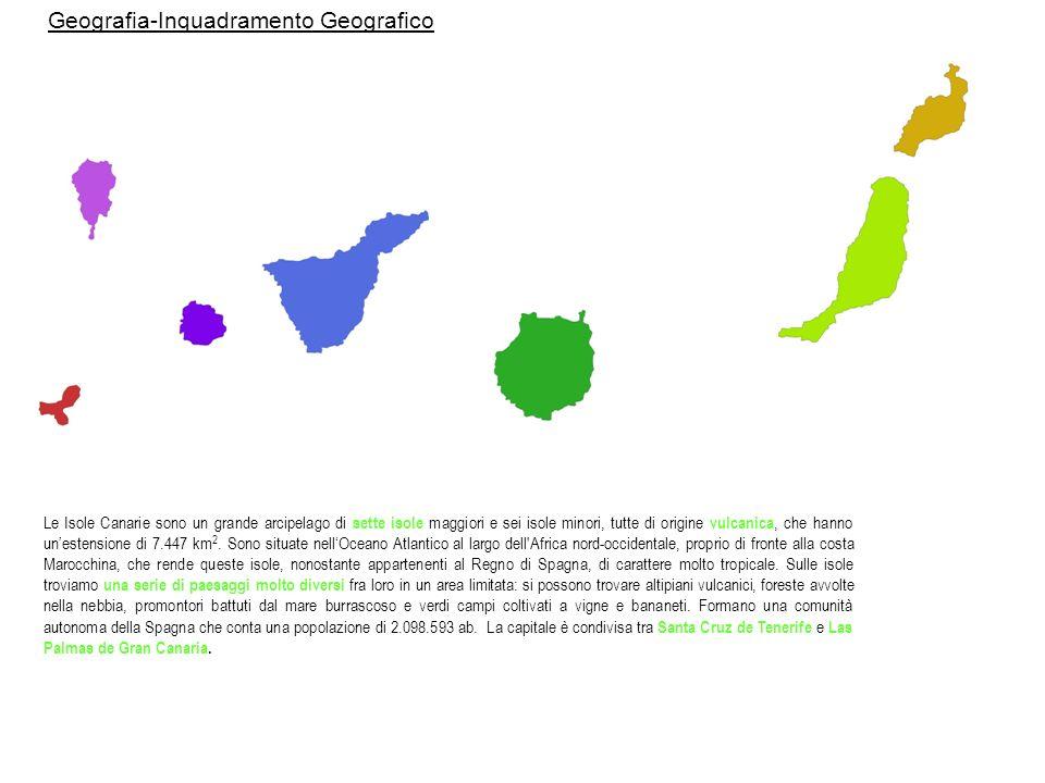 Geografia-Inquadramento Geografico