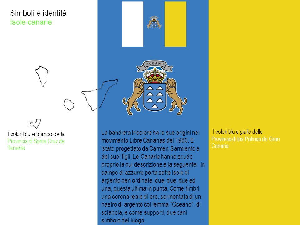 Simboli e identità Isole canarie