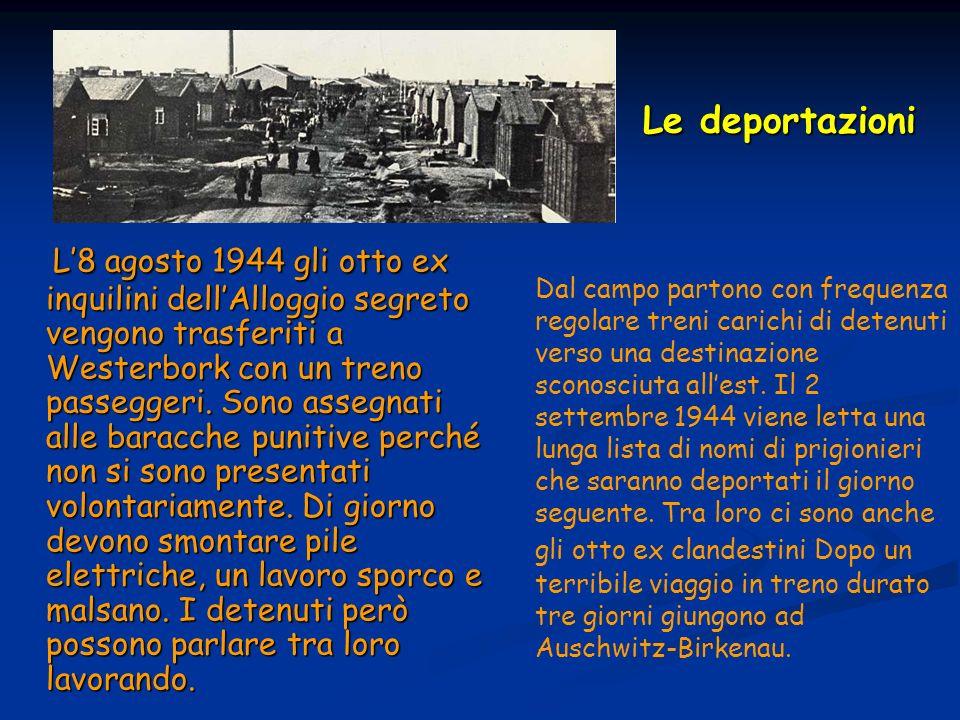 Le deportazioni