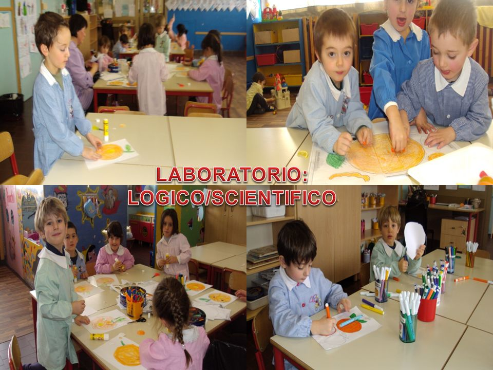 LABORATORIO: LOGICO/SCIENTIFICO