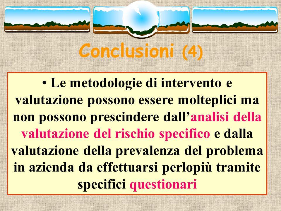 Conclusioni (4)