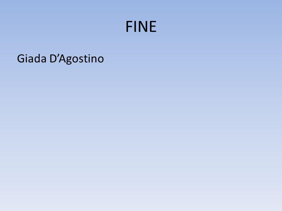 FINE Giada D'Agostino