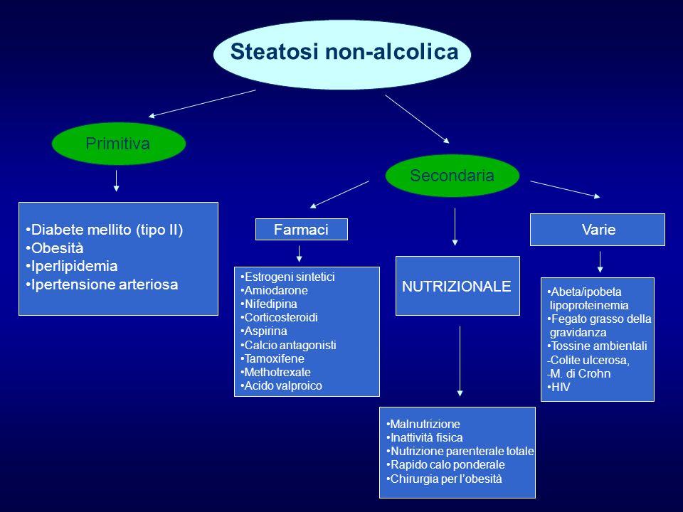 Steatosi non-alcolica