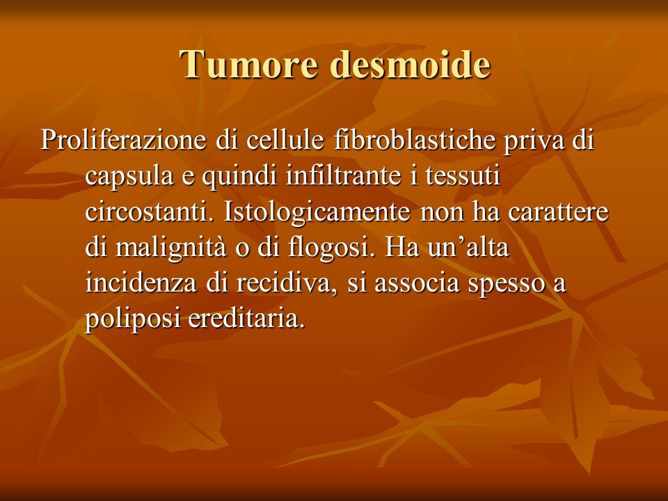 Tumore desmoide
